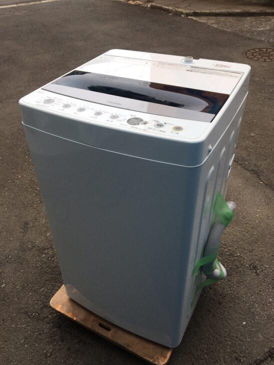 全自動洗濯機 ハイアール JW-C45A 複数点でお申込みいただきました。
