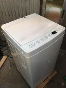 アマダナ 洗濯機  AT-WM45B
