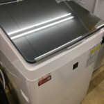 ES-PU11C-S シャープ全自動洗濯機 2019製 査定に伺いました。