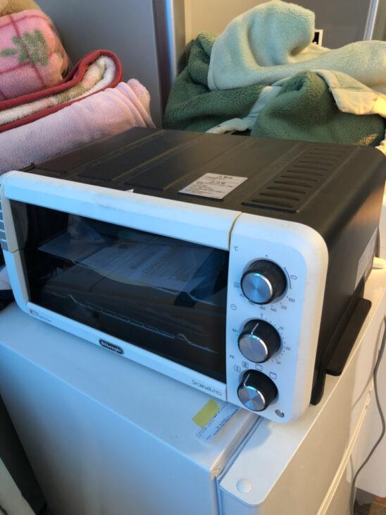 デロンギ製コンペクションオーブンをお売りいただきました。