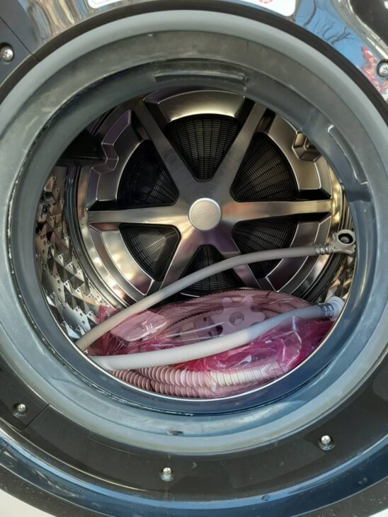ドラム式洗濯乾燥機 パナソニック NA-VX8700L 査定金額UPしました!