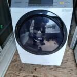 ドラム式洗濯乾燥機 パナソニック NA-VX7800L 出張対応いたしました。