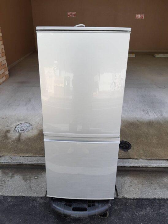 SHARP(シャープ)冷凍冷蔵庫SJ-D14C-Sの出張査定のご依頼を頂きました。
