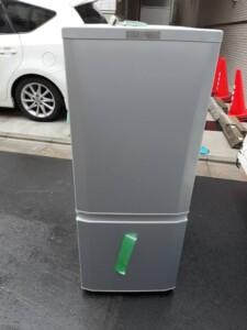 三菱 冷凍冷蔵庫 MR-P15E-S