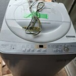 シャープ 全自動洗濯機 ES-GE6C