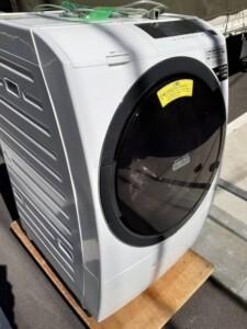 日立 ドラム式洗濯乾燥機 BD-SG100CL