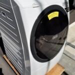ドラム式洗濯乾燥機 日立 BD-SG100CL 出張に伺いました。