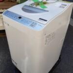 シャープ 洗濯乾燥機 ES-TX5B-N 2019