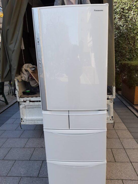 パナソニックのファミリー向け冷凍冷蔵庫NR-EV41S5を査定いたしました