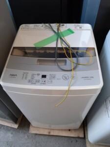 アクア 全自動洗濯機  AQW-S50HBK