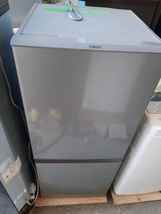 2020年製のアクア冷蔵庫AQR-13Jを出張査定致しました。