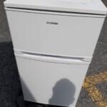 調布市へ出張買取-アイリオーヤマ製冷蔵庫
