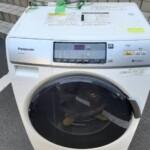 ドラム洗濯機 パナソニック NA-VD130L 他1点 お売りいただきました。