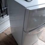 アマダナ 冷凍冷蔵庫 AT-RF85B
