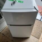 アマダナ製冷蔵庫AT-RF85B、洗濯機の出張査定にうかがいました。