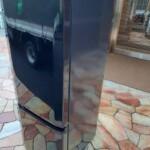 三菱 168L 2ドア冷凍冷蔵庫 MR-P17D-B 2019
