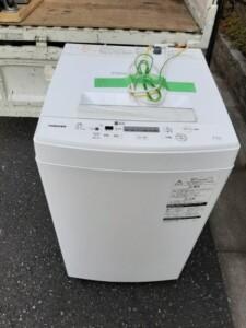 東芝 4.5㎏ 全自動洗濯機 AW-45M7 2018
