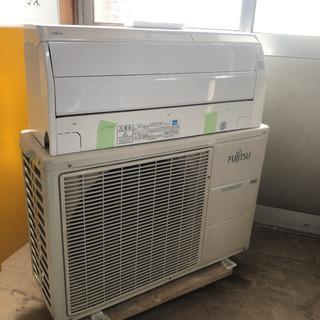 インバーター冷暖房エアコン FUJITSU AS-R22E-W 6畳~8畳