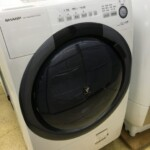 SHARP(シャープ) ドラム式洗濯乾燥機 ES-S7D-WL
