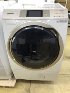 ドラム式洗濯乾燥機 Panasonic NA-VX9700L