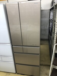 ノンフロン冷凍冷蔵庫 6ドア Panasonic NR-F503HPX-N