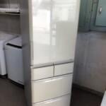 ノンフロン冷凍冷蔵庫 5ドア SHARP SJ-W411F-N