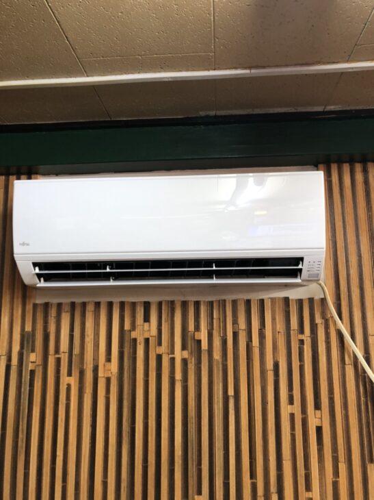 リピーターのお客様よりエアコンをお売りいただきました