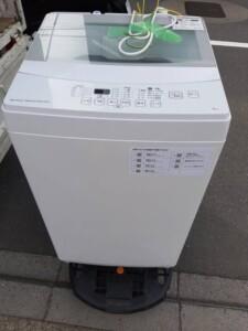 ニトリ 6.0kg全自動洗濯機 NTR60 2020