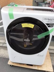 日立 ドラム式洗濯乾燥機 BD-NV120E 2020