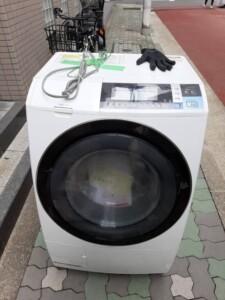 日立 ドラム式洗濯乾燥機 BD-S8600L 2014
