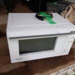 冷蔵庫と電子レンジの出張依頼でお売りいただきました。