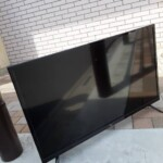 32型テレビを出張依頼でお売りいただきました