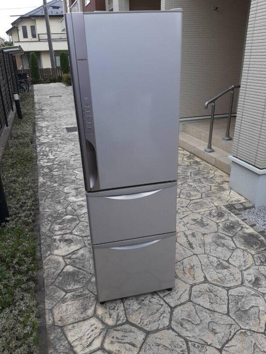 冷蔵庫R-K320GV含む家電製品数点を出張査定しました