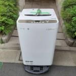シャープ 全自動洗濯機 ES-GE6D-T