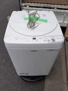SHARP(シャープ) 全自動電気洗濯機 ES-G60SC 2017