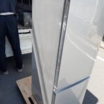 シャープ 2ドア冷蔵庫 SJ-D17B-S 2016