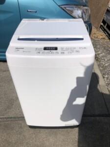ハイセンス 全自動洗濯機 HW-G75