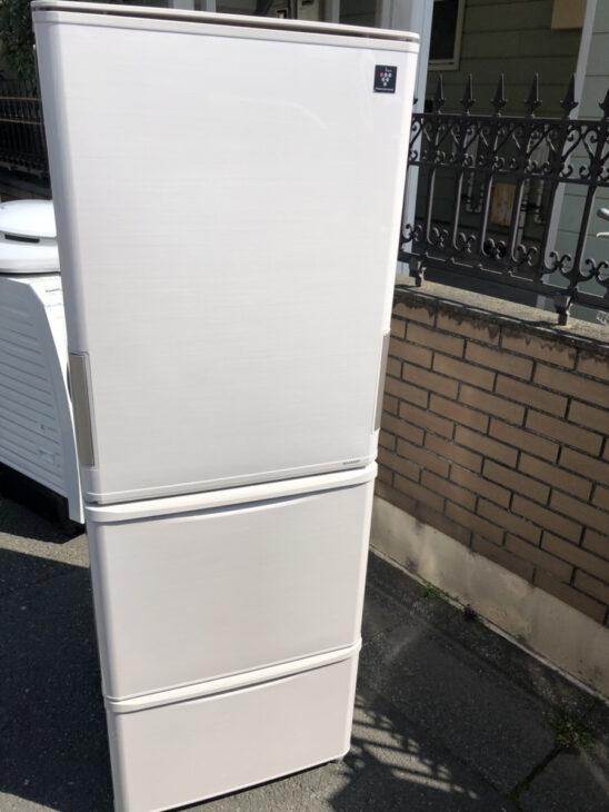 冷蔵庫SJ-PW35C 1点からでも出張お伺いしています!