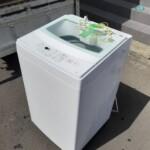 全自動洗濯機 ニトリ NTR60 お引き取り致しました