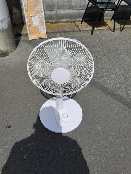 扇風機の他おまとめで家電製品を査定致しました