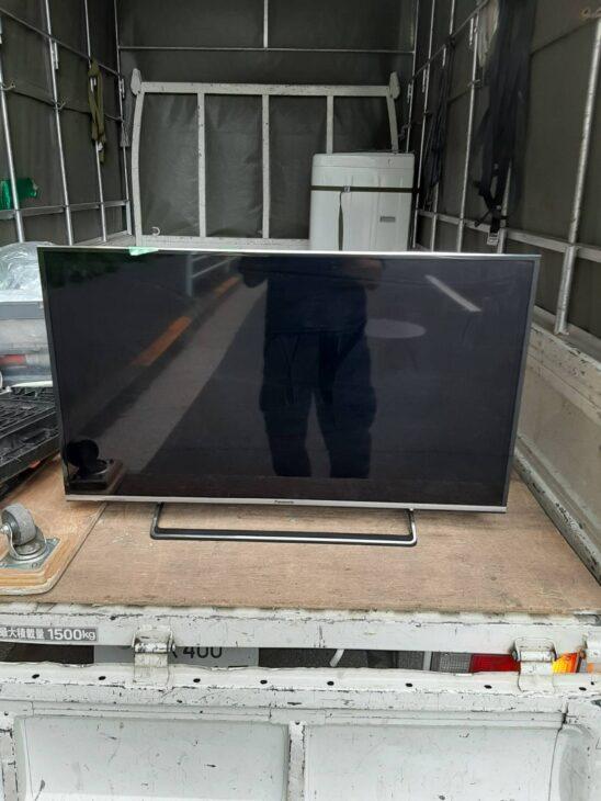 パナソニック40型テレビを出張査定しました。