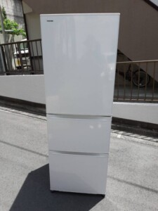 TOSHIBA(東芝) 363L 3ドア冷蔵庫 GR-R36S 2019