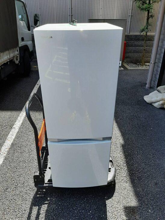 東芝冷蔵庫GR-P15BS(W)を査定致しました