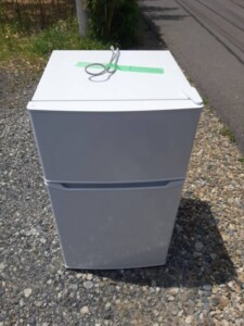 Haier(ハイアール) 85L 2ドア冷凍冷蔵庫 JR-N85C 2020