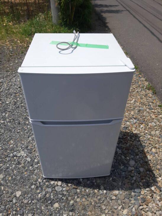 ハイアールの冷蔵庫JR-N85Cをお売りいただきました!