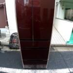 HITACHI(日立) 505L 6ドア冷蔵庫 R-XG5100G 2016
