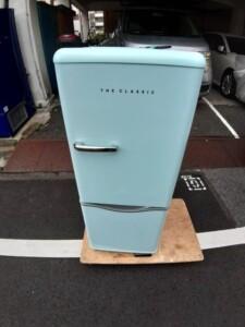 DAEWOO(ダイウー) 150L 2ドア冷凍冷蔵庫 DR-C15AM 2019