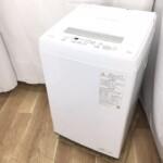 東芝 全自動洗濯機 AW-45M9