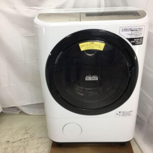 日立 ドラム式洗濯乾燥機 BD-NV120EL