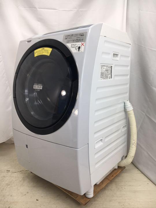 日立  ドラム式洗濯乾燥機 BD-S8800L